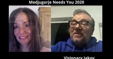 "A Cry for Help from Medjugorje visionary:  Jakov Colo, pleads with the world for help. Medjugorje needs you. ""Dire Needs"" Important new video"