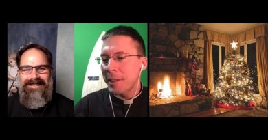 "Christmas Meditation with Fr. Calloway, MIC & Fr. Goring, CC …""This is brilliant"""