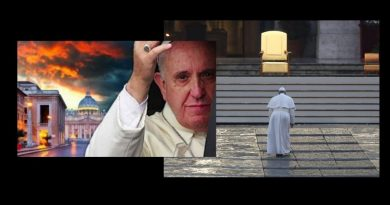 """The Last Pope?"" Will Pope resign in 2021? Would fulfill 900-year-old doomsday prophecy…""The Malachy Prophecy"""