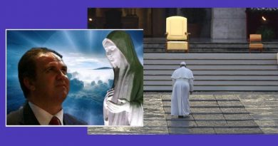 "Will 2021 be the ""Year of the secrets""? Medjugorje Seer: ""These apparitions of Our Lady are a crossroads for humanity, a new call, a new way, a new future for humanity."""