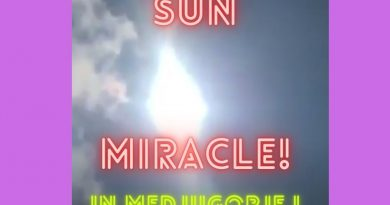 The Amazing Sun Miracle at Medugorje 2020