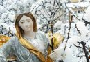 "Madonna dei Fiori:  Beautiful women saved by the Virgin Mary then comes the  ""Miracle of Blossoms"" in December  that is repeated every year"