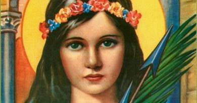 Prayer to Saint Philomena for a Favor – KNOWN TO BE A VERY POWERFUL PRAYER