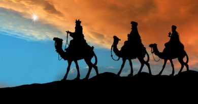 The Solemnity of the Epiphany of Our Lord Jesus Christ