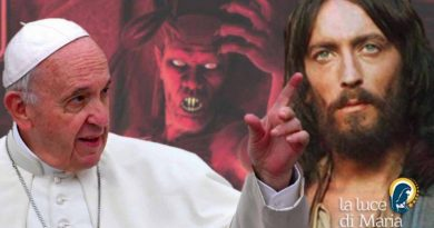 "Pope Francis Warns: ""The devil exists and is envious of Jesus Christ""…Our Lady at Medjugoje Reveals what Satan wants from you. Read these important messages today"