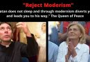 "Fr. Goring Warns: Fight against ""One World Religion"" Our Lady at Medjugorje: ""Reject Modernism"" Is this Satan's time?"