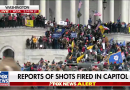 "Breaking News – MAGA supporters storm Capitol ""Incredibly dangerous situation"""