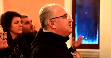 "New Message  from Our Lady to Ivan ""In this time of grace, I want to call you to open your hearts,""   – Powerful HD video"