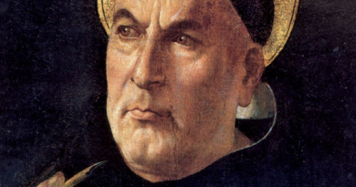 St Thomas Aquinas: a great master of the Catholic faith