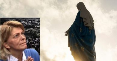 "Medjugorje Today January 15, 2021  ""I want to realize the secrets I started in Fatima"" …""My children, as a mother I am speaking to you: only true love leads to eternal happiness. Thank you. """
