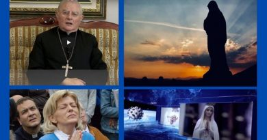 "Medjugorje Today January 22, 2021 – Special Message from Vatican Envoy of Medjugorje to the American people: ""We must live this time of trial, and we must read what we are experiencing as a ""sign of the times""."