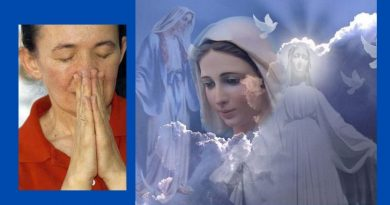 An Important Message from Vicka February 1, 2021: Seer Says Many People Pray the Wrong Way…Here is How Our Lady Wants us to Pray