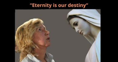 Visionary explains why Our Lady showed them Heaven, Hell, and Purgatory –