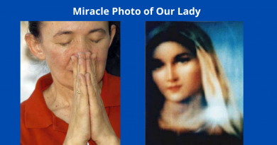 Rare Interview:  Vicka on Radio Maria Gives Details Related to the Virgin Mary's Physical Appearance.