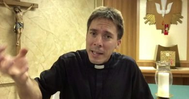 Fr. Mark Goring – A Demon over patient's bed