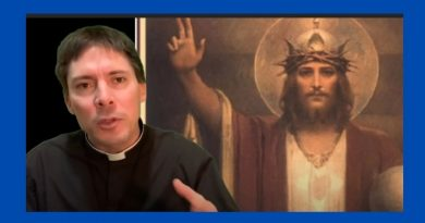 "PARENTS: I'M SOUNDING THE ALARM! – Fr. Mark Goring.  Beware of the ""spirit of the age"""