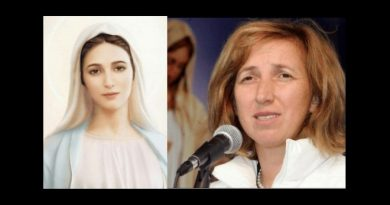 "Medjugorje Today March 1, 2021 – Reflect on Our Lady's most famous Message (THE GREAT PROPHECY) in this time of Lent. ""I want to achieve through the secrets that I started in Fatima is realized""…Be ready for what is coming"