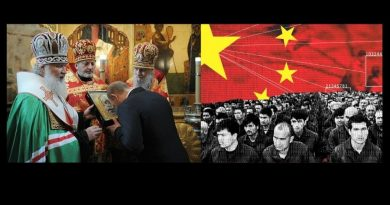 Putin Venerates the Virgin Mary, while China hides a million people in Concentration Camps – USA media and ruling elites fear Russia as last defender of Christianity on planet – ignore China story