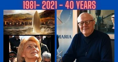 "Medjugorje Today February 19, 2021 -FATHER LIVIO IS VERY CONCERNED – ""TIME IS RUNNING OUT"" – The Biblical Significance of the  #40 –  'I believe that the time of secrets coincides with the 40th year of appearances'"