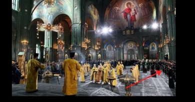 "Russia's Orthodox Grand Strategy – The Mysterious Ties to the Military, Particularly Russia's Nuclear Forces- ""Protecting against (Western) satanic forces""  Signs of the Great Prophecy Unfolding"