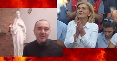 "Renowned Medjugorje Mariologist and author of the book ""Why the Madonna appears "" says: ""We know 7 secrets concern terrible punishments…but punishment is not a product of God, but it is what man is producing himself."""
