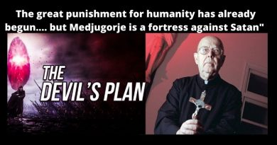 """The great corruption""…Vatican Exorcist (RIP) Fr. Don Gabriele Amorth: ""The great punishment for humanity has already begun…. but Medjugorje is a fortress against Satan"""