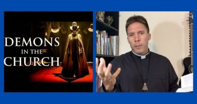 On the Verge of Schism? – Fr. Mark Goring