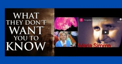 Do not do these three things at Mass Easter Sunday: Poor Souls From Purgatory Reveal the 3 Mistakes to Avoid at Mass Today at all Costs – Mystic Receives Message from Soul in Purgatory about Medjugorje