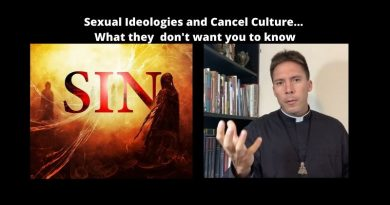 Spineless Leadership with no Backbone – Fr. Mark Goring –