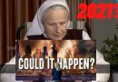 "Sr. Emmanuel's 2021 Prophecy:  ""It will be a dramatic time… Evil will show its Face… The imminent Time of the Medjugorje Secrets will be a huge manifestation of God's mercy."""