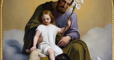 Why St Joseph is the saint who talks to my heart the most?