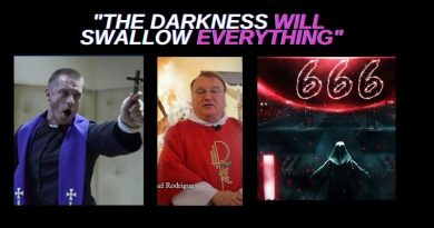 "Fr. Rodrigue and the Three days of darkness – ""The darkness will swallow everyone who have not chosen the lord… and everything MARKED BY THE BEAST"""