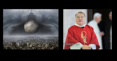 "New Video – Fr. Rodrigue: A Divine Warnings from God the Father for 2021: ""Satan is Going to Attack!"""