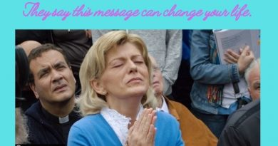 "Medjugorje: Special Message to Mirjana April 26, 2021 They say this message can change your life…""I know that what is to come afterwards is unknown to you, but when your hereafter comes you will receive all the answers."""