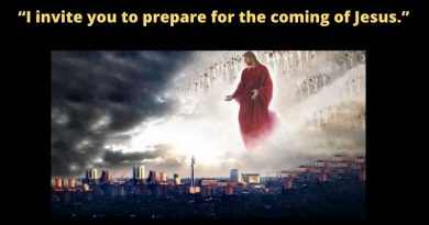 "Medjugorje Message  ""I invite you to prepare for the coming of Jesus."" Our Lady shows us 4 ways on how to prepare."