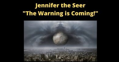 "OUR LORD To Seer Jennifer: ""My child, the hour is coming when I will command the attention of every soul that is living on this earth."""