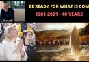 "Medjugorje Today April 10, 2021   'I believe that the time of secrets coincides with the 40th year of appearances""..Be ready for what is coming"