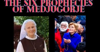 Sr. Emmanuel Reports: Old Man from Medjugorje Issued Six Prophecies That Would Happen Before the Permanent Sign – All but ONE have come true.