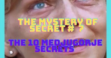 Medjugorje Today May 5, 2021 – The visionary Mirjana: The Mystery behind secret number 7