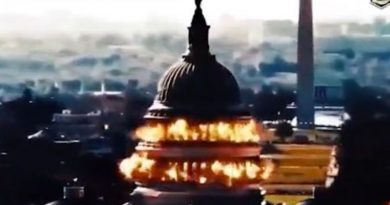 IRAN'S THREAT: Iran releases horrifying propaganda video showing the US Capitol blowng up